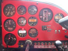 Instrument Panel Right Side - Pre Circuit Breakers.JPG